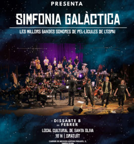 La ContraOrquestra, simfonia galàctica